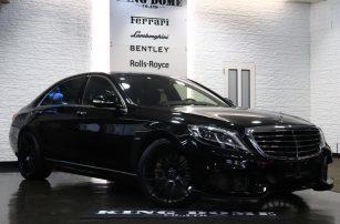 Mercedes-Benz/S550L