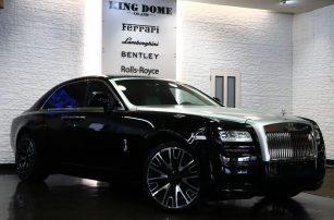 Rolls-Royce/ゴースト