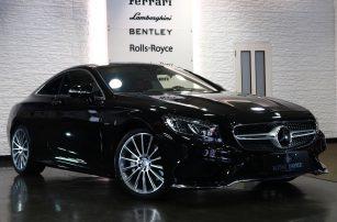 MercedesBenz S550クーペ