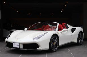 Ferrari 488spider